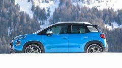C3 Aircross, su neve il 4WD non serve. C'è il Grip Control - Immagine: 12