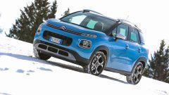 C3 Aircross, su neve il 4WD non serve. C'è il Grip Control - Immagine: 15