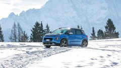 C3 Aircross, su neve il 4WD non serve. C'è il Grip Control - Immagine: 16