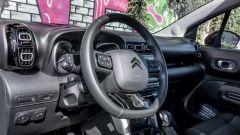 Citroen C3 Aircross: dettaglio degli interni