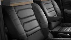 Citroen C3 Aircross, dettaglio dei sedili anteriori