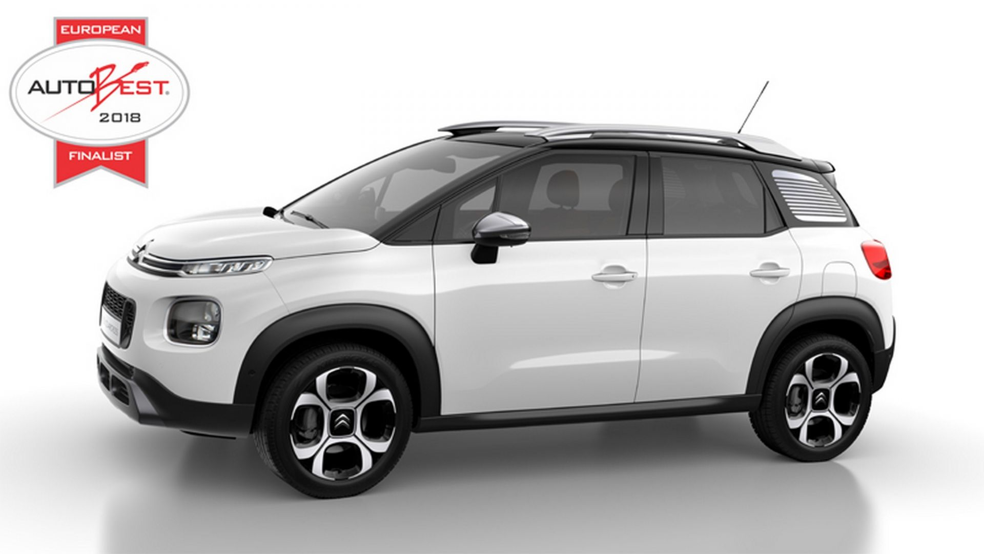citroen c3 aircross il nuovo suv finalista del premio autobest 2018 motorbox. Black Bedroom Furniture Sets. Home Design Ideas