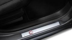 Citroen C3 Aircross: i battitacco della versione C-Series