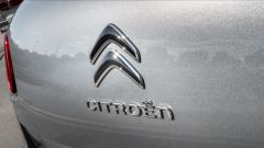 Citroen C3 Aircross: il logo della Casa francese
