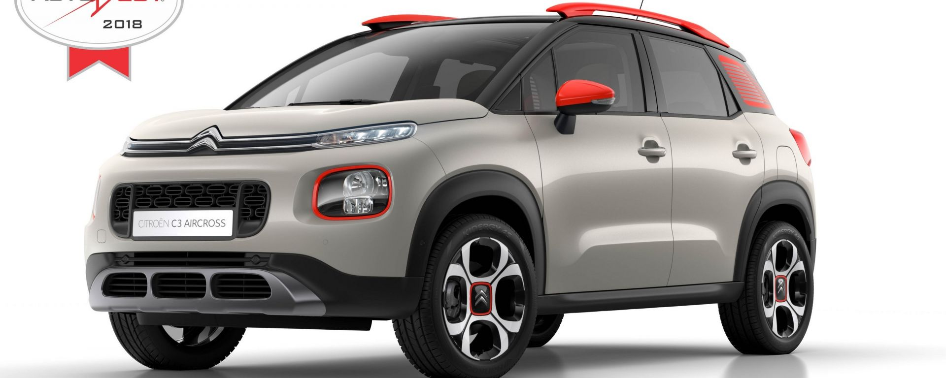 Citroen C3 Aircross: il nuovo Compact Suv incoronato Autobest 2018