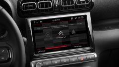 Citroen C3 Aircross, il nuovo display da 9 pollici