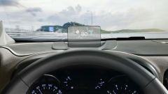 Citroen C3 Aircross: l'Head-Up display