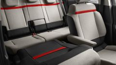 Citroen C3 Aircross: lo schienale del sedile anteriore destro abbattibile a tavolino