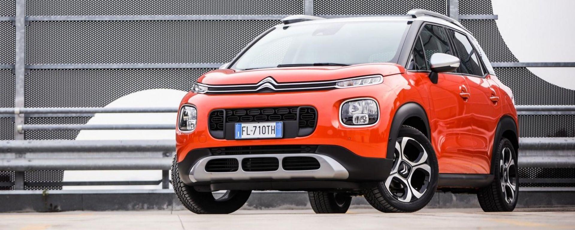 Citroën C3 Aircross: ecco perché non è il solito SUV compatto