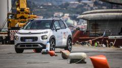 Citroën C3 Aircross, prova di slalom: quanto è agile il SUV compatto? - Immagine: 1
