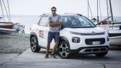 Citroën C3 Aircross, prova di slalom: quanto è agile il SUV compatto? - Immagine: 6