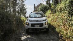 Citroën C3 Aircross, prova di slalom: quanto è agile il SUV compatto? - Immagine: 10