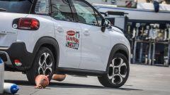 Citroën C3 Aircross, prova di slalom: quanto è agile il SUV compatto? - Immagine: 17
