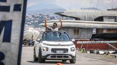 Citroën C3 Aircross, prova di slalom: quanto è agile il SUV compatto? - Immagine: 15