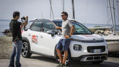 Citroën C3 Aircross, prova di slalom: quanto è agile il SUV compatto? - Immagine: 20