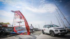 Citroën C3 Aircross, prova di slalom: quanto è agile il SUV compatto? - Immagine: 22