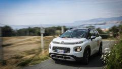 Citroën C3 Aircross, prova di slalom: quanto è agile il SUV compatto? - Immagine: 24