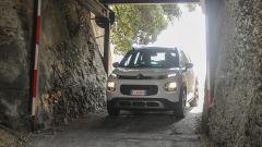 Citroën C3 Aircross, prova di slalom: quanto è agile il SUV compatto? - Immagine: 26
