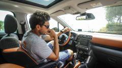 Citroën C3 Aircross, prova di slalom: quanto è agile il SUV compatto? - Immagine: 27