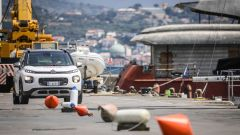 Citroën C3 Aircross, prova di slalom: quanto è agile il SUV compatto? - Immagine: 28