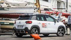 Citroën C3 Aircross, prova di slalom: quanto è agile il SUV compatto? - Immagine: 29