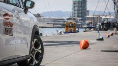 Citroën C3 Aircross, prova di slalom: quanto è agile il SUV compatto? - Immagine: 30