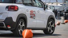 Citroën C3 Aircross, prova di slalom: quanto è agile il SUV compatto? - Immagine: 31