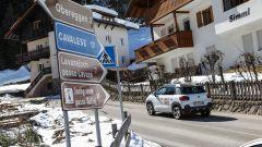 Citroën C3 Aircross: sulle piste da sci seguendo... il sentiero - Immagine: 8