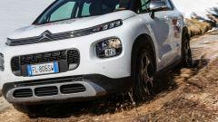 Citroën C3 Aircross: sulle piste da sci seguendo... il sentiero - Immagine: 11