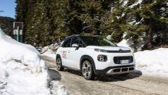 Citroën C3 Aircross: sulle piste da sci seguendo... il sentiero - Immagine: 14