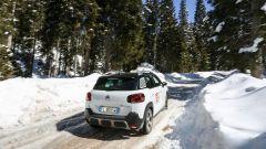 Citroën C3 Aircross: sulle piste da sci seguendo... il sentiero - Immagine: 15