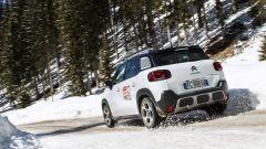 Citroën C3 Aircross: sulle piste da sci seguendo... il sentiero - Immagine: 22