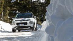 Citroën C3 Aircross: sulle piste da sci seguendo... il sentiero - Immagine: 25
