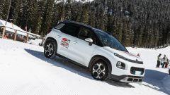 Citroën C3 Aircross: sulle piste da sci seguendo... il sentiero - Immagine: 1