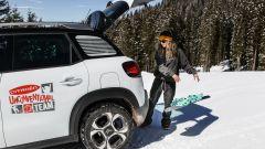 Citroën C3 Aircross: sulle piste da sci seguendo... il sentiero - Immagine: 32