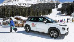 Citroën C3 Aircross: sulle piste da sci seguendo... il sentiero - Immagine: 35