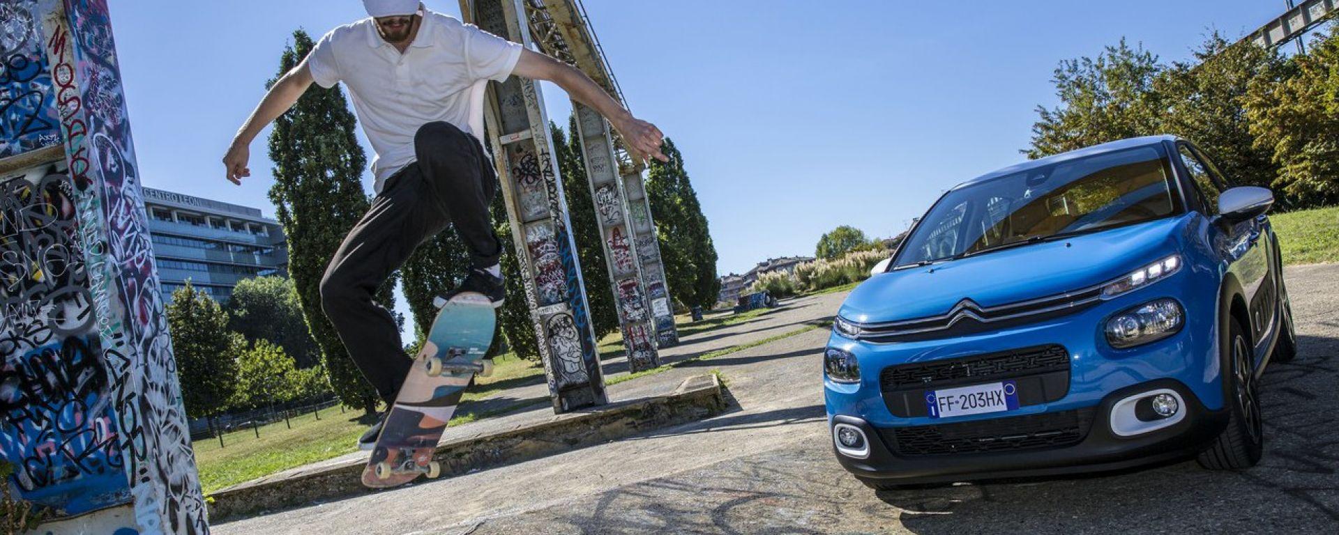 Citroën C3 Facebook-Only, 129 esemplari in pre-ordine