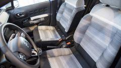 Citroën C3 Facebook-Only, gli interni