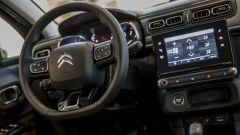Citroën C3 Facebook-Only, lo schermo touch da 7'' capacitivo