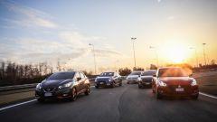 Citroen C3, Ford Fiesta, Nissa Micra, Suzuki Swift, Volkswagen Polo
