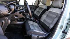 Citroen C3: i sedili anteriori