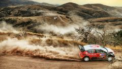 Citroen C3, Kris Meeke - WRC 2017 Rally del Messico
