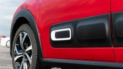 Citroen C3 PureTech 110 S&S 2021: gli Airbumper sulle fiancate