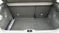 Citroen C3 PureTech 110 S&S 2021, interni: il bagagliaio da 300 litri