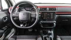 Citroen C3 PureTech 110 S&S EAT6: all'avanguardia il display a sbalzo