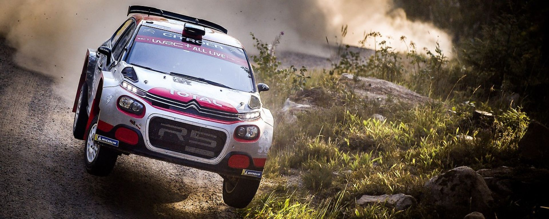 Citroen C3 R5: il Rally di Gran Bretagna 2018 ti aspetta