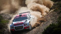 Citroen C3 R5: prima il dominio al Rally Sardegna, poi il ritiro