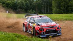 Citroen C3 Wrc Plus - Rally di Finlandia