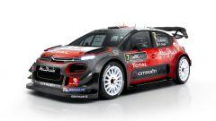 Citroen C3 WRC  - WRC 2017