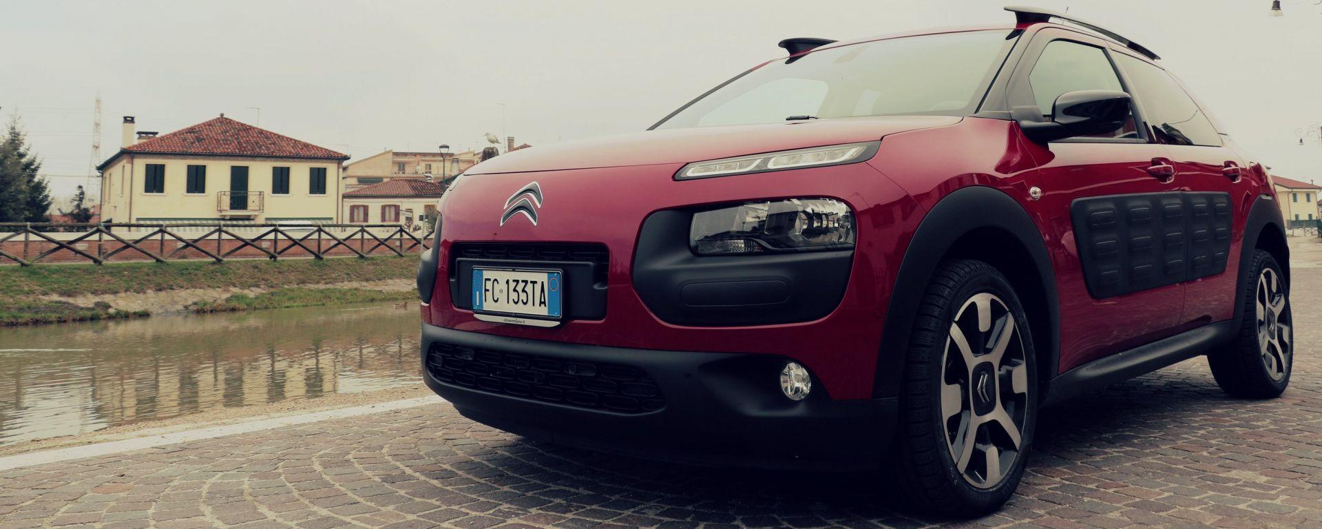 Citroën C4 Cactus 1.6 BlueHDi 100